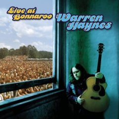 Warren Haynes, Live At Bonnaroo